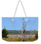 Cormorant Collective Weekender Tote Bag