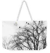 Cormorants Weekender Tote Bag