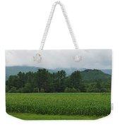 Corn Among The Mountains Weekender Tote Bag