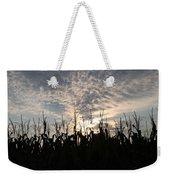 Corn At Sunrise Weekender Tote Bag