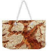 Corn Bread Crust Weekender Tote Bag