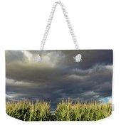 Corn Field Beform Storm Weekender Tote Bag
