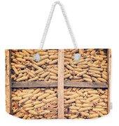 Corn For Winter Weekender Tote Bag