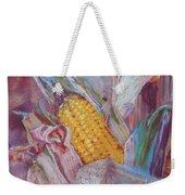 Corn Maize Weekender Tote Bag