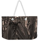 Corn Portrait Weekender Tote Bag