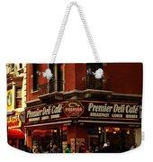 Corner Deli - New York Weekender Tote Bag
