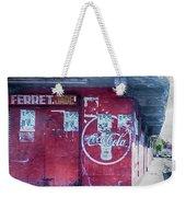 Corner Store Weekender Tote Bag