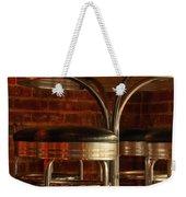 Corner Table - Color Weekender Tote Bag
