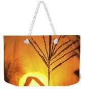 Cornfield Sunset Weekender Tote Bag