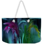 Cornflower To Fire Weekender Tote Bag