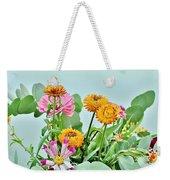 Cornflowers 20 Weekender Tote Bag
