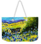 Cornflowers In Ver Weekender Tote Bag