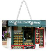 Cornish Pasty Shop Weekender Tote Bag