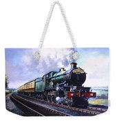 Cornish Riviera Express. Weekender Tote Bag