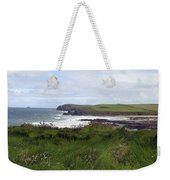 Cornwall Coast 3 Weekender Tote Bag