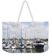 Coronado Boats II Weekender Tote Bag