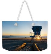 Coronado Lifeguard Station Weekender Tote Bag