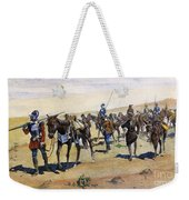 Coronados March, 1540 Weekender Tote Bag