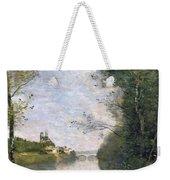 Corot: Cathedral, C1855-60 Weekender Tote Bag