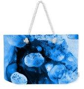 Corporalis Blue Weekender Tote Bag