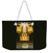 Corprate God Weekender Tote Bag