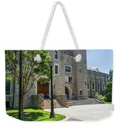 Corr Residence Hall Weekender Tote Bag