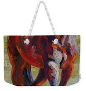 Corral Boss - Mustang Weekender Tote Bag