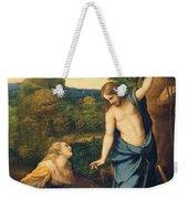 Correggio Weekender Tote Bag