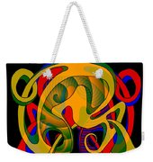 Corresponding Independent Lifes Weekender Tote Bag