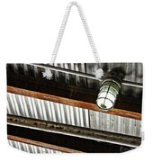 Corrugated Metal Abstract 10 Weekender Tote Bag