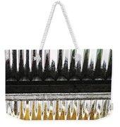 Corrugated Metal Abstract 8                              Weekender Tote Bag