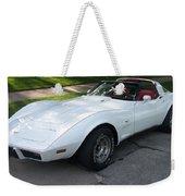 Corvette 1 Weekender Tote Bag
