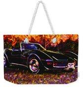 Corvette Beauty Weekender Tote Bag