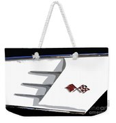Corvette Colors Weekender Tote Bag