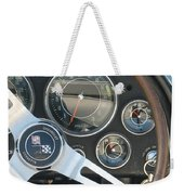 Corvette Dash Weekender Tote Bag