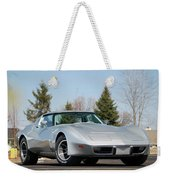 Corvette Weekender Tote Bag