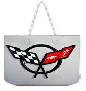 Corvette Flags II Weekender Tote Bag