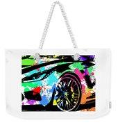 Corvette Pop Art 3 Weekender Tote Bag