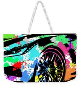 Corvette Pop Art 3 Weekender Tote Bag