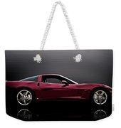 Corvette Reflections Weekender Tote Bag