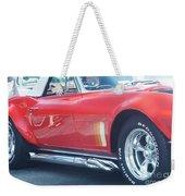 Corvette Soft Top Weekender Tote Bag