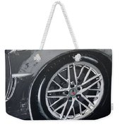 Corvette Wheel Weekender Tote Bag