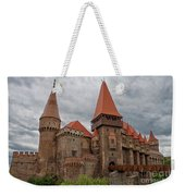 Corvin's Castle Weekender Tote Bag by Yair Karelic