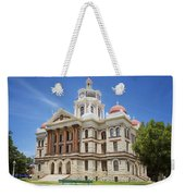 Coryell County Courthouse Weekender Tote Bag