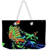 Cosmic Bullfrog Blues Weekender Tote Bag