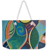 Cosmic Carnival V Aka The Dance Weekender Tote Bag