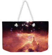 Cosmic Cave Weekender Tote Bag by Jennifer Rondinelli Reilly - Fine Art Photography
