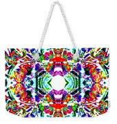 Cosmic Clam Weekender Tote Bag