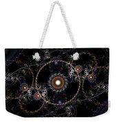 Cosmic Clockworks Weekender Tote Bag