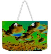 Cosmic Cloud Skyline Weekender Tote Bag